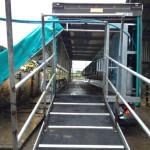 Entry ramp