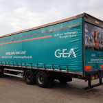 Image of the outside of the mobile milker