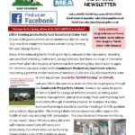 Cover image of the spring newsletter from Jace Supplies, GEA milking machine dealer based in Staffordshire